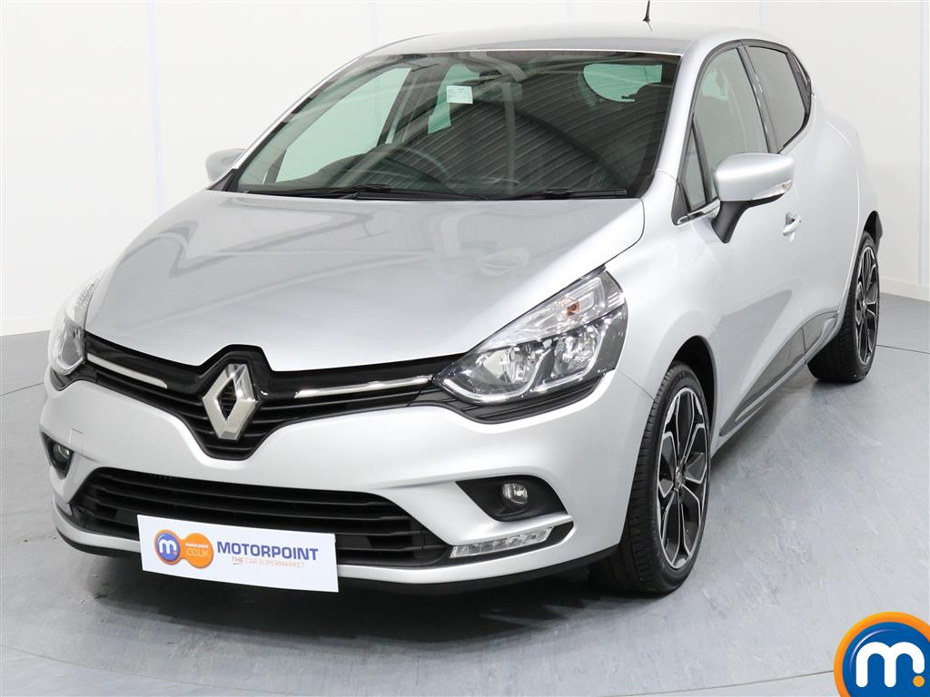 Renault Clio Iconic - Stock Number 1050329 Passenger side front corner