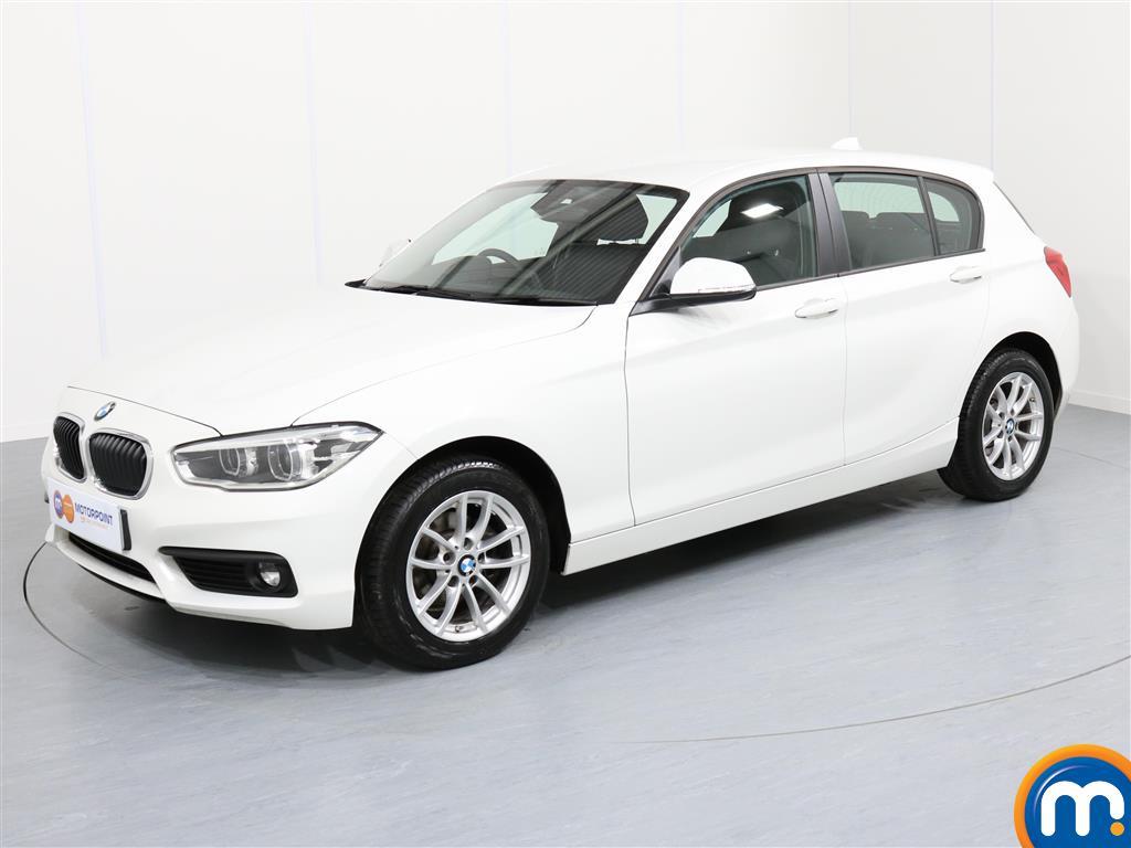 BMW 1 Series SE Business - Stock Number 1048736 Passenger side front corner