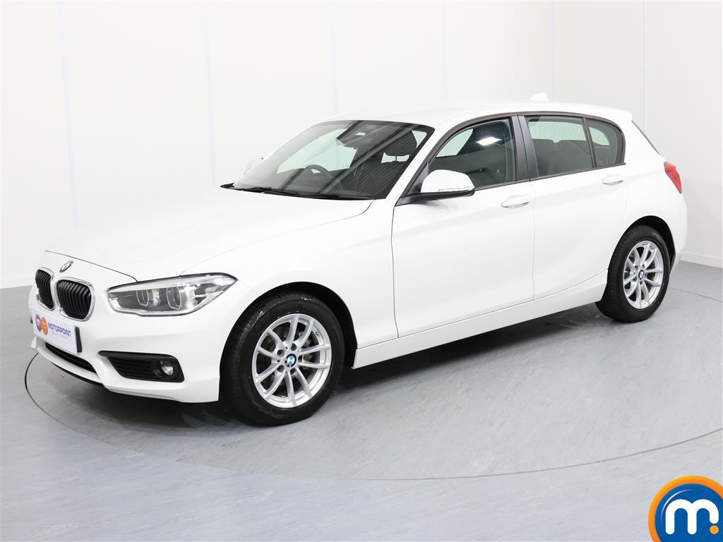 BMW 1 Series SE Business - Stock Number 1049378 Passenger side front corner
