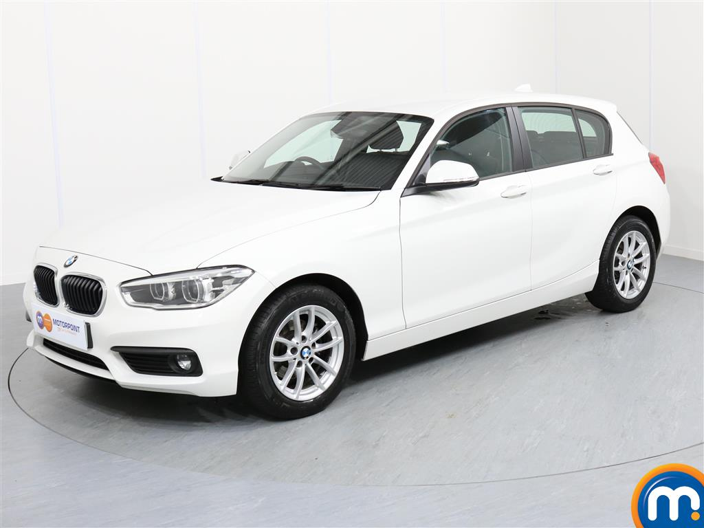 BMW 1 Series SE Business - Stock Number 1049380 Passenger side front corner