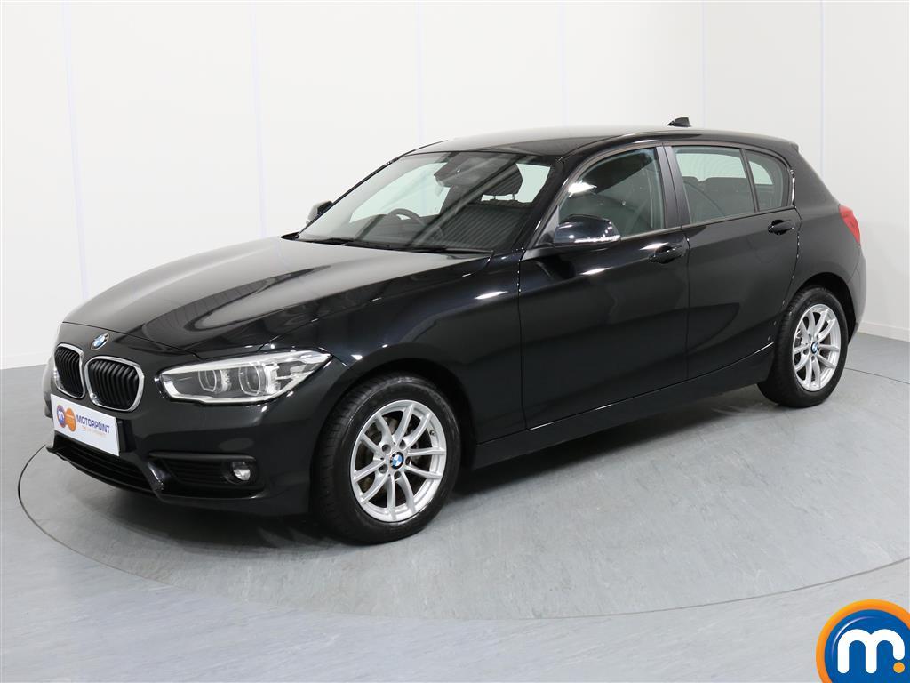 BMW 1 Series SE Business - Stock Number 1049425 Passenger side front corner