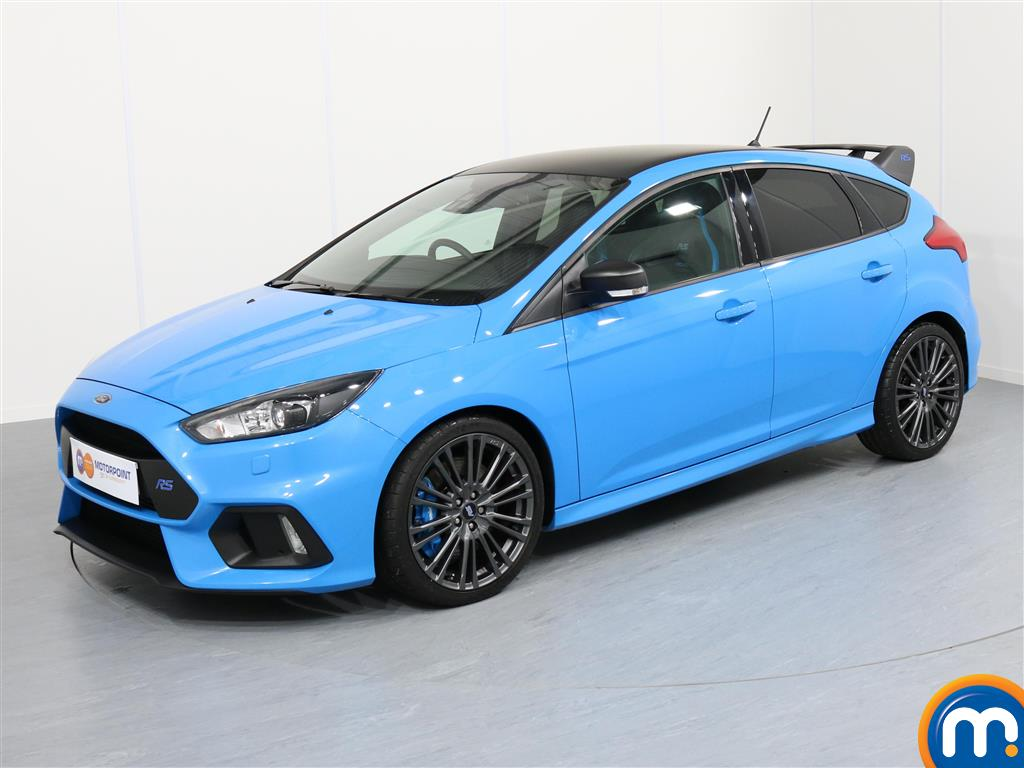Ford Focus Rs Edition - Stock Number 1051053 Passenger side front corner