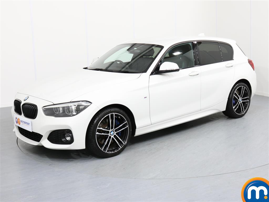 BMW 1 Series M Sport Shadow Edition - Stock Number 1051631 Passenger side front corner