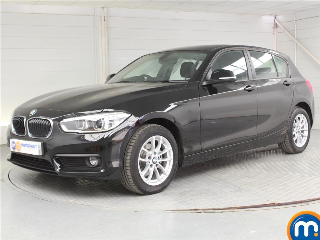 BMW 1 Series SE Business - Stock Number 1048710 Passenger side front corner