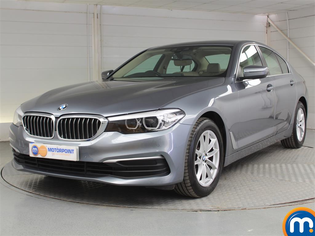 BMW 5 Series SE - Stock Number 1052564 Passenger side front corner