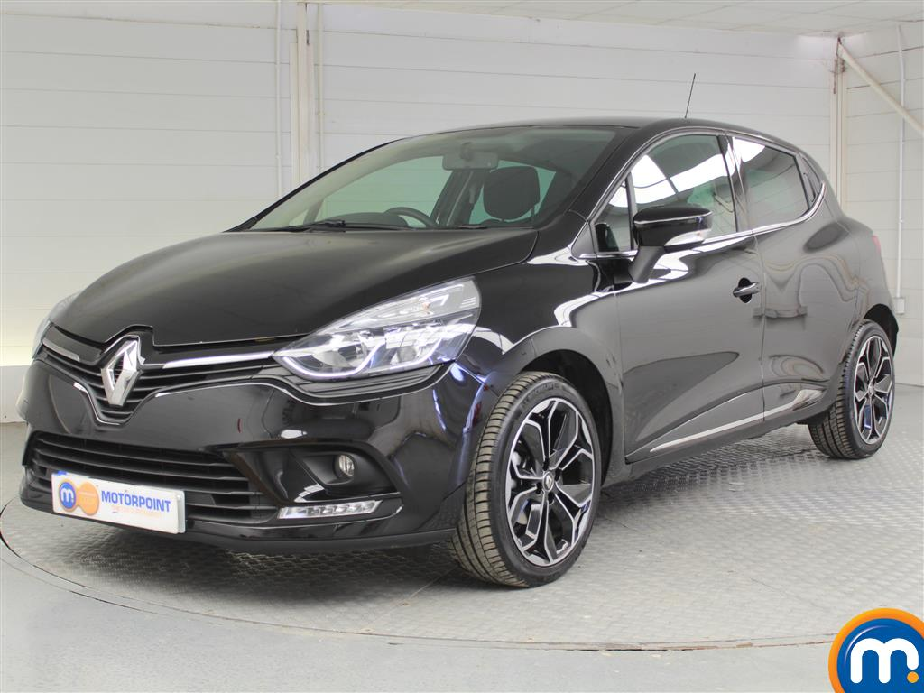 Renault Clio Iconic - Stock Number 1050331 Passenger side front corner