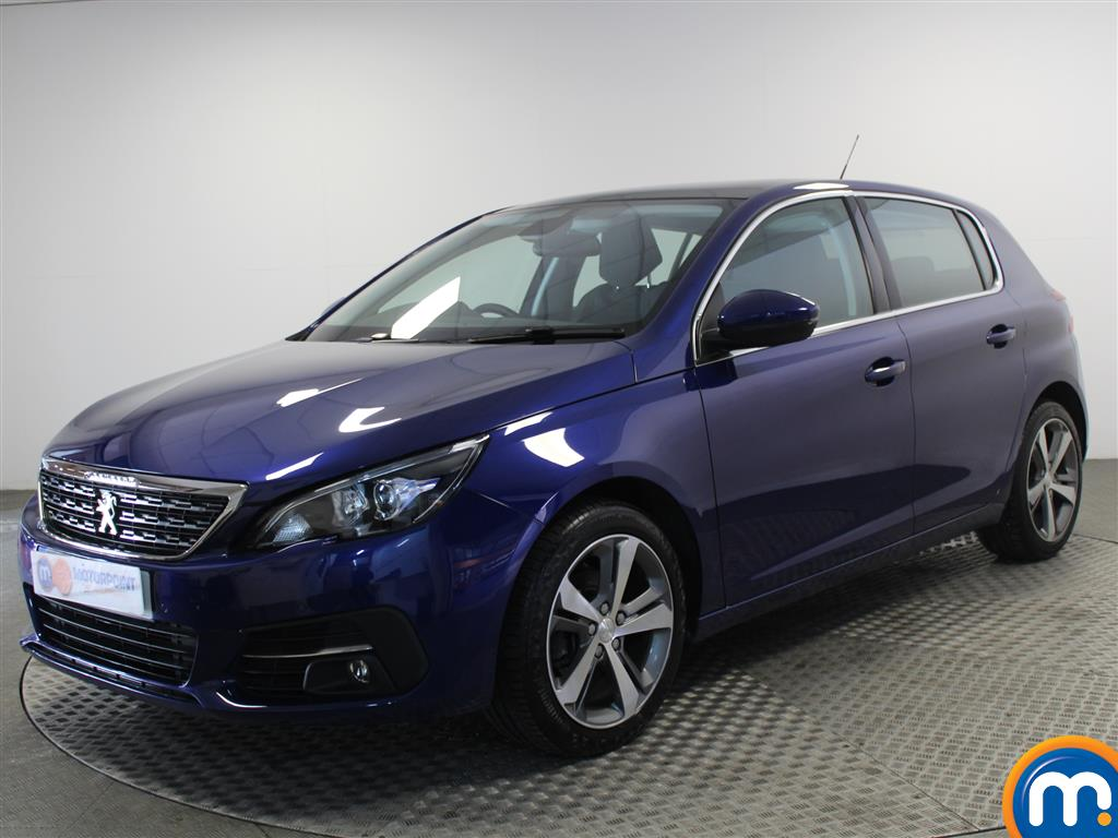 Peugeot 308 Allure - Stock Number 1045349 Passenger side front corner