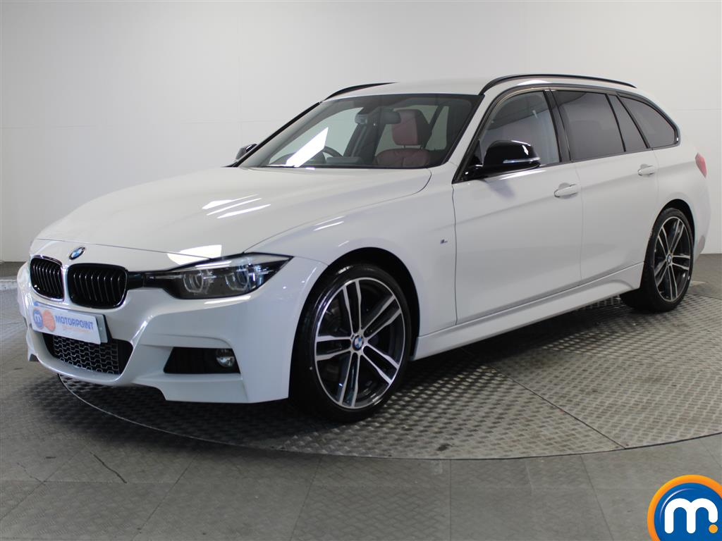 BMW 3 Series M Sport Shadow Edition - Stock Number 1053071 Passenger side front corner