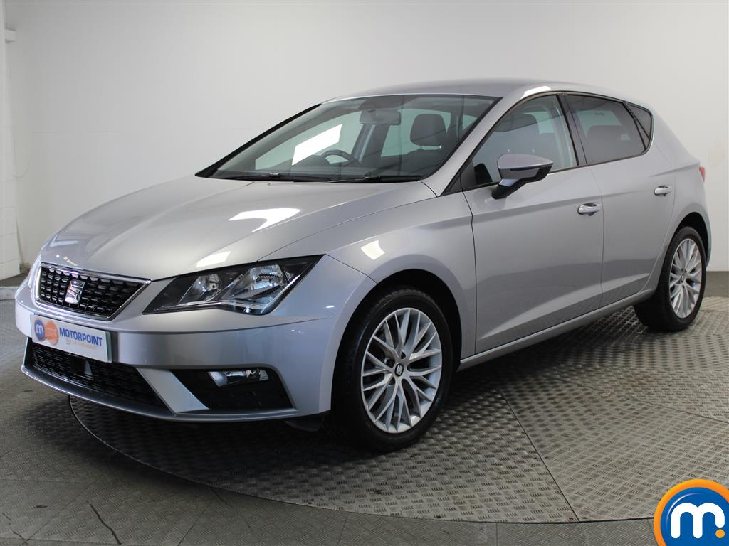 Seat Leon SE Dynamic Technology - Stock Number 1053295 Passenger side front corner