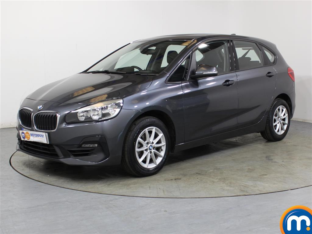 BMW 2 Series SE - Stock Number 1052178 Passenger side front corner