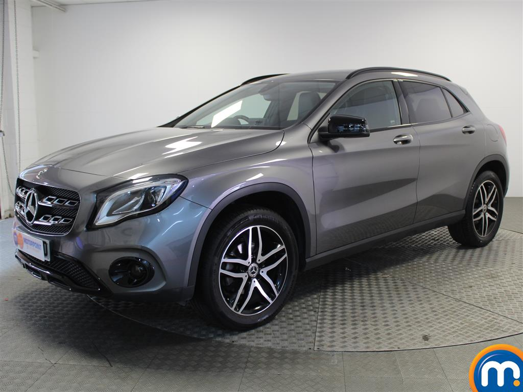 Mercedes-Benz Gla Class Urban Edition - Stock Number 1052171 Passenger side front corner