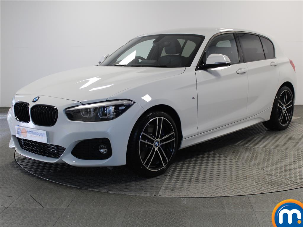 BMW 1 Series M Sport Shadow Edition - Stock Number 1051638 Passenger side front corner