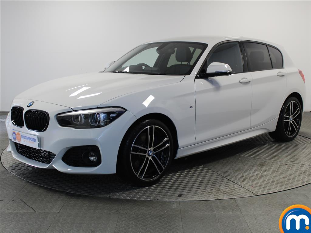 BMW 1 Series M Sport Shadow Edition - Stock Number 1051639 Passenger side front corner