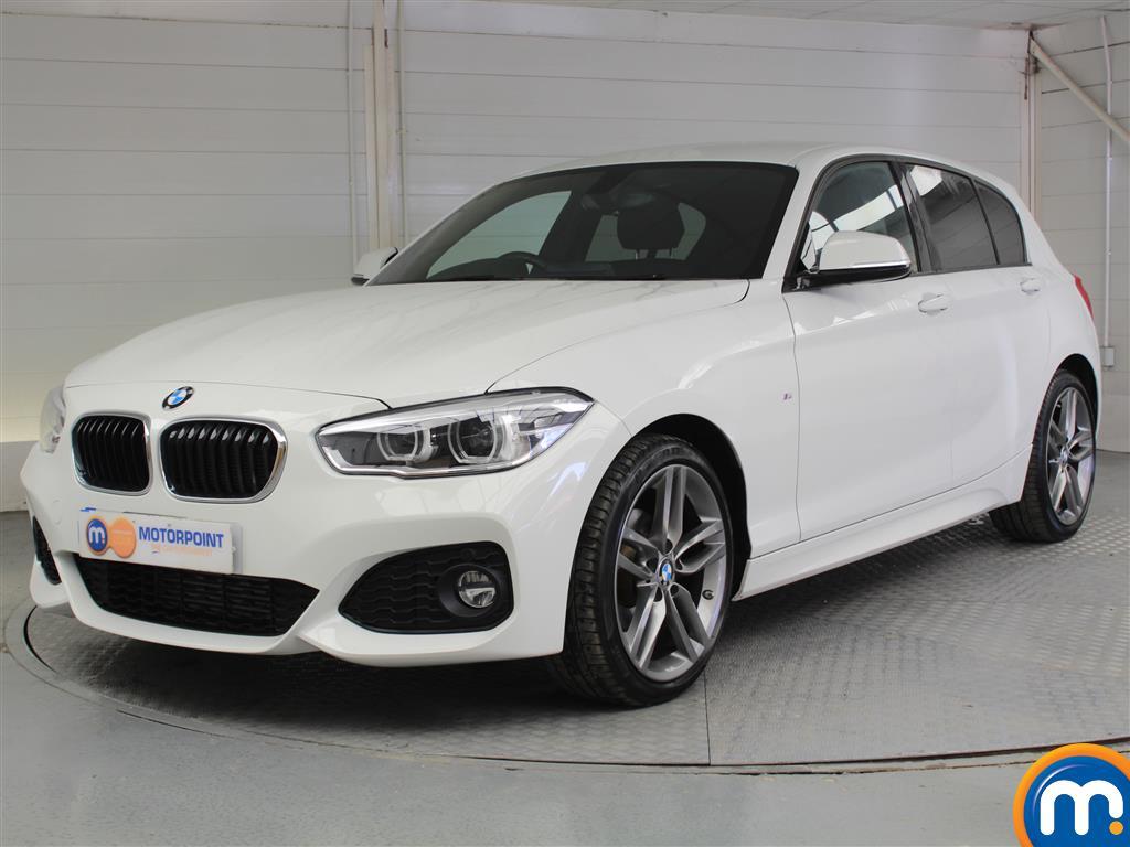 BMW 1 Series M Sport - Stock Number 1050134 Passenger side front corner