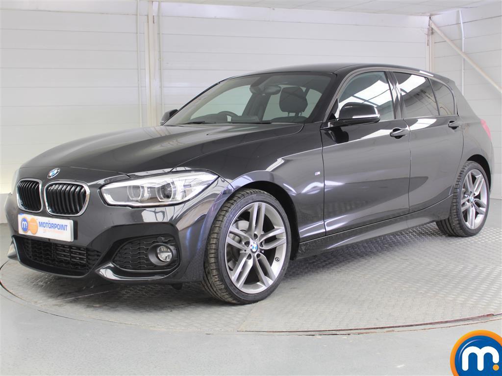BMW 1 Series M Sport - Stock Number 1050143 Passenger side front corner