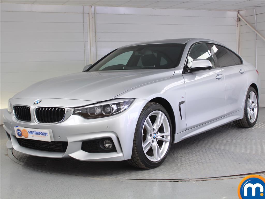 BMW 4 Series M Sport - Stock Number 1052569 Passenger side front corner