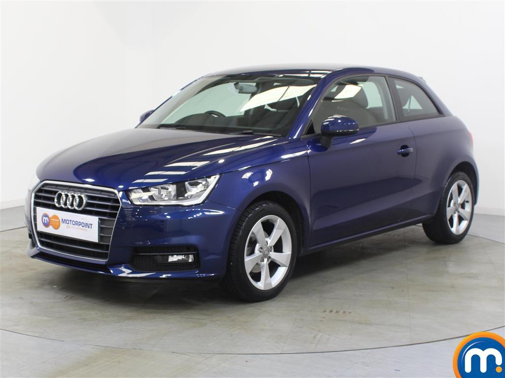 Audi A1 Sport Nav - Stock Number 1052750 Passenger side front corner