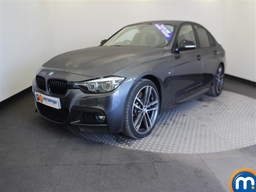 BMW 3 Series M Sport Shadow Edition - Stock Number 1052696 Passenger side front corner