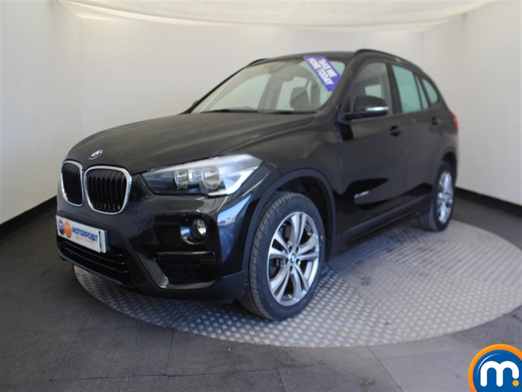 BMW X1 Sport - Stock Number 1051279 Passenger side front corner