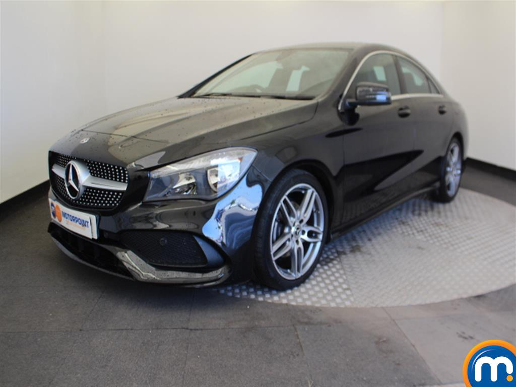 Mercedes-Benz Cla Class AMG Line Edition - Stock Number 1052999 Passenger side front corner