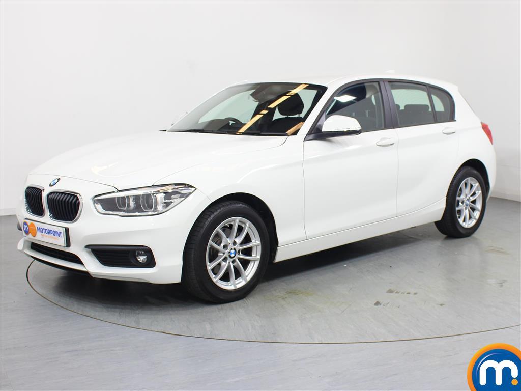 BMW 1 Series SE Business - Stock Number 1049381 Passenger side front corner