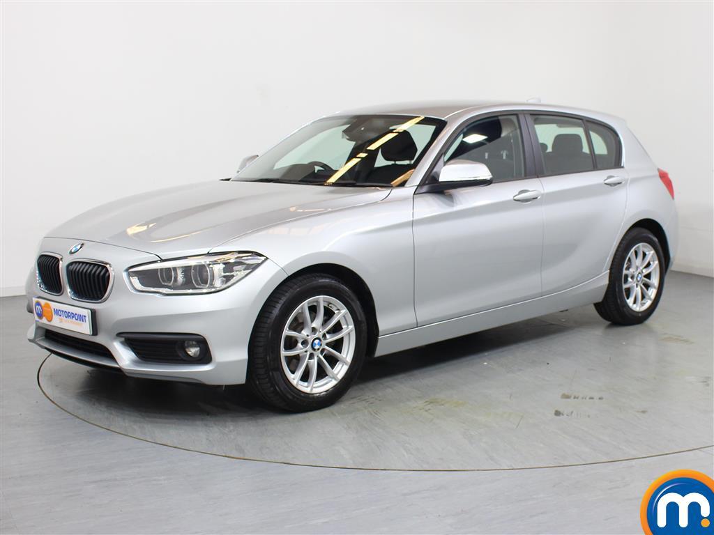 BMW 1 Series SE Business - Stock Number 1049460 Passenger side front corner