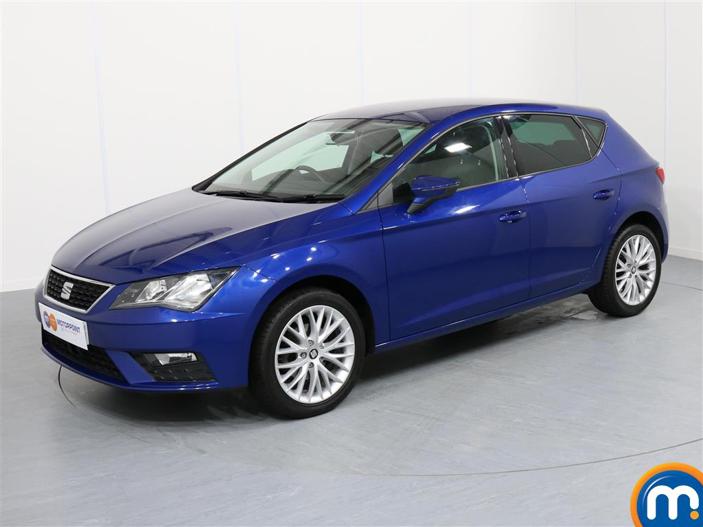 Seat Leon SE Dynamic Technology - Stock Number 1016133 Passenger side front corner