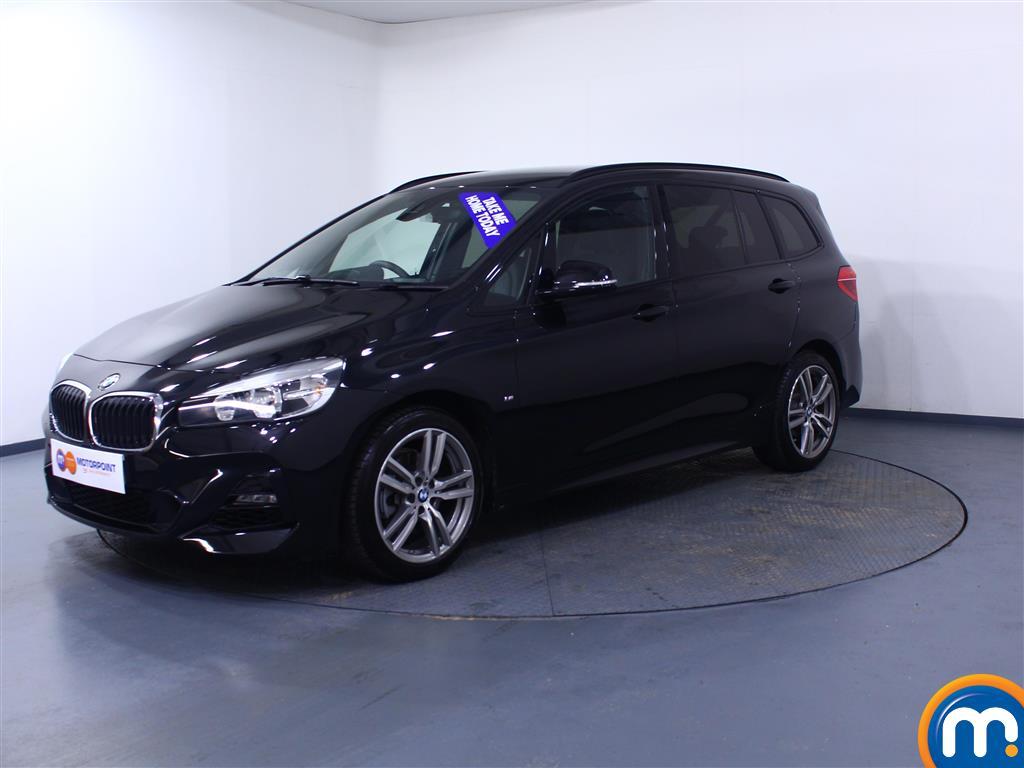 BMW 2 Series M Sport - Stock Number 1050347 Passenger side front corner
