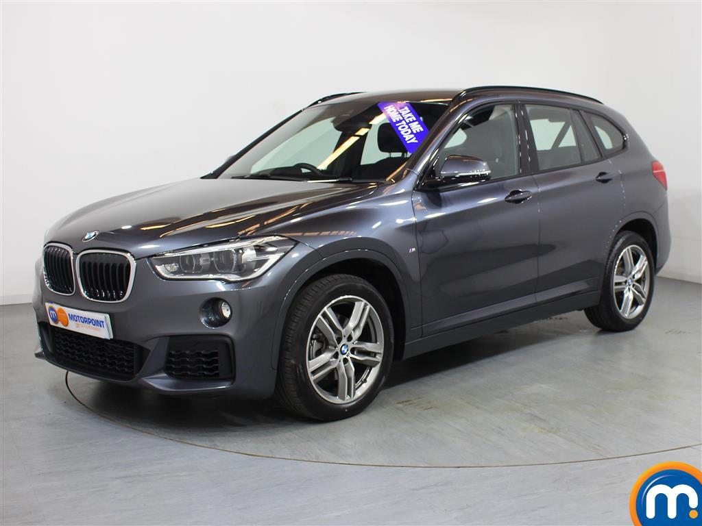 BMW X1 M Sport - Stock Number 1048548 Passenger side front corner