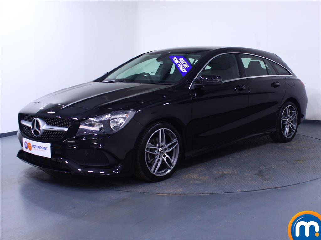 Mercedes-Benz Cla Class AMG Line Edtion - Stock Number 1051502 Passenger side front corner