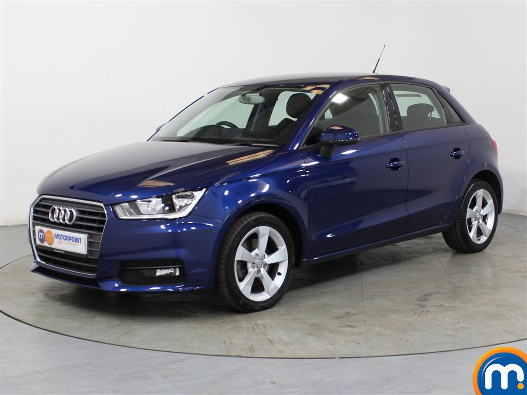 Audi A1 Sport Nav - Stock Number 1052607 Passenger side front corner
