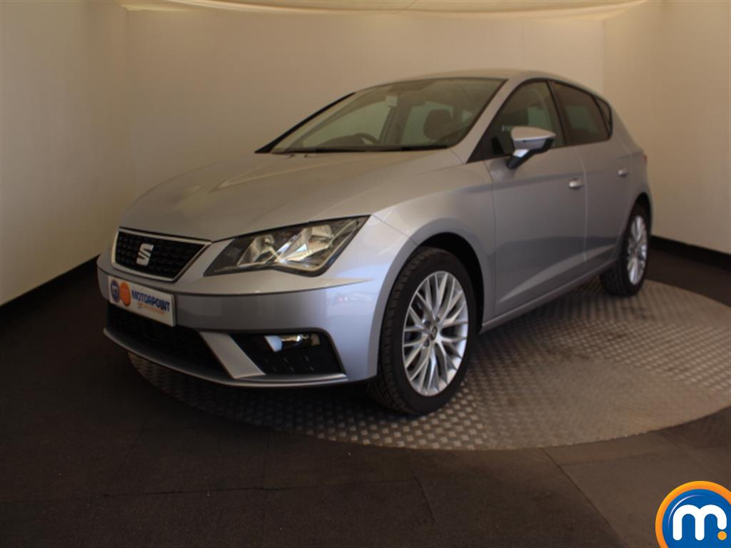 Seat Leon SE Dynamic Technology - Stock Number 1052496 Passenger side front corner