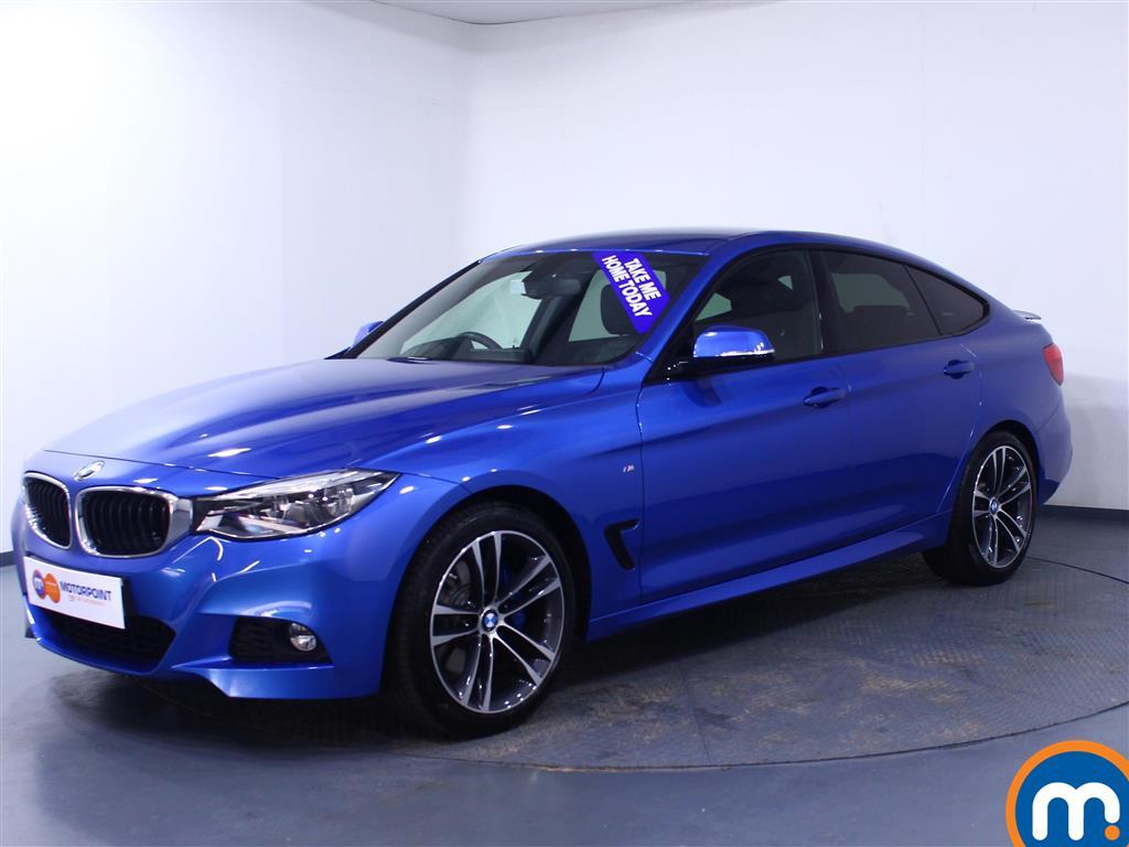 BMW 3 Series M Sport - Stock Number 1053094 Passenger side front corner
