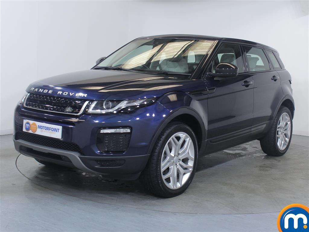 Land Rover Range Rover Evoque SE Tech - Stock Number 1048653 Passenger side front corner