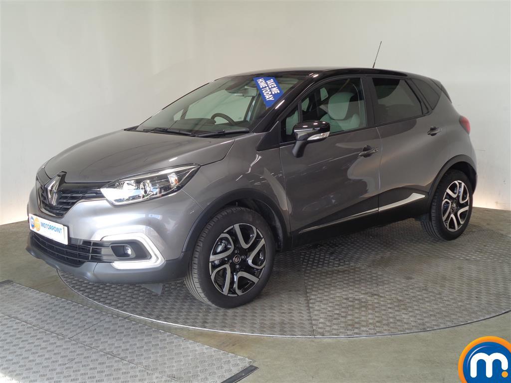 Renault Captur Iconic - Stock Number 1043111 Passenger side front corner