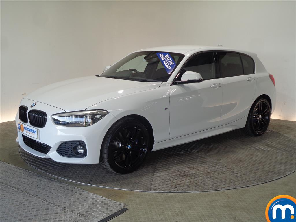 BMW 1 Series M Sport Shadow Edition - Stock Number 1048744 Passenger side front corner