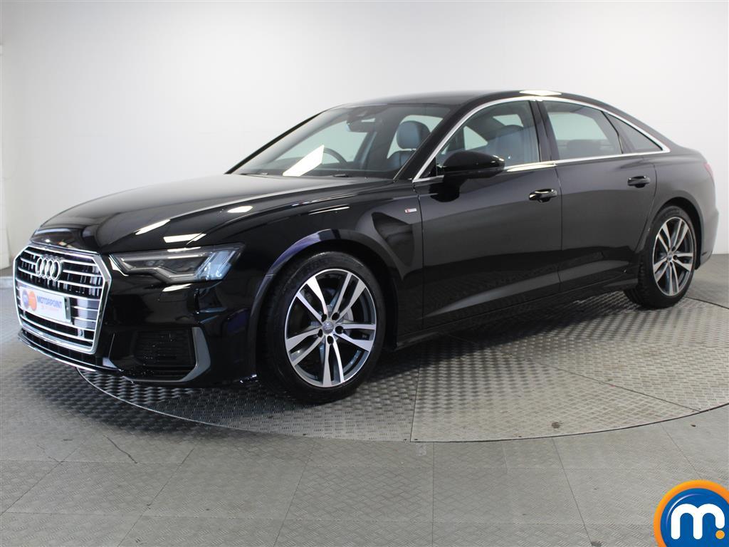 Audi A6 S Line - Stock Number 1052108 Passenger side front corner