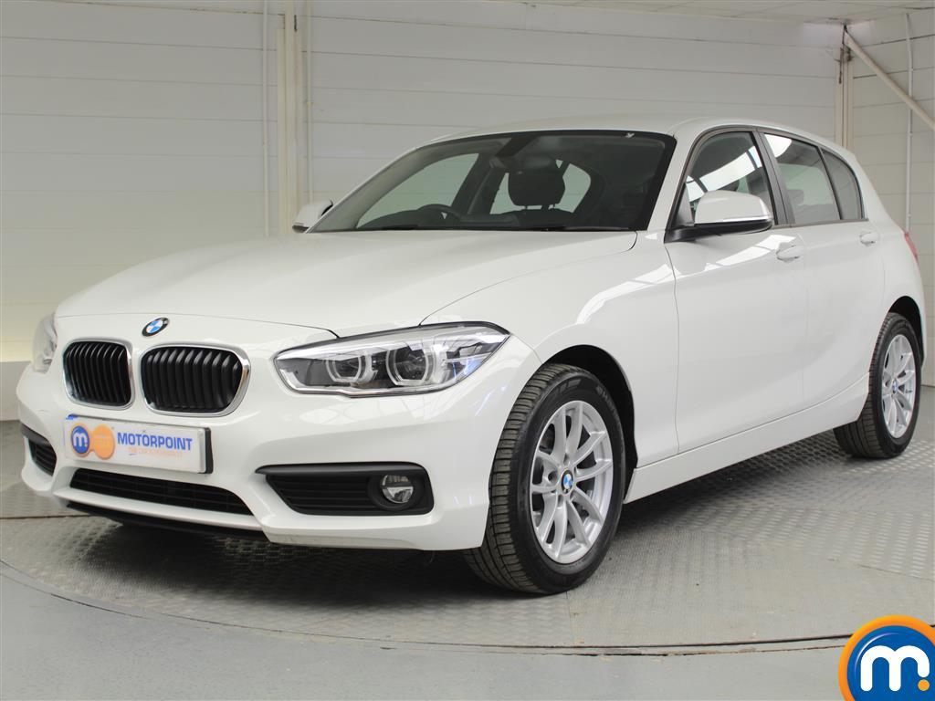 BMW 1 Series SE Business - Stock Number 1048718 Passenger side front corner