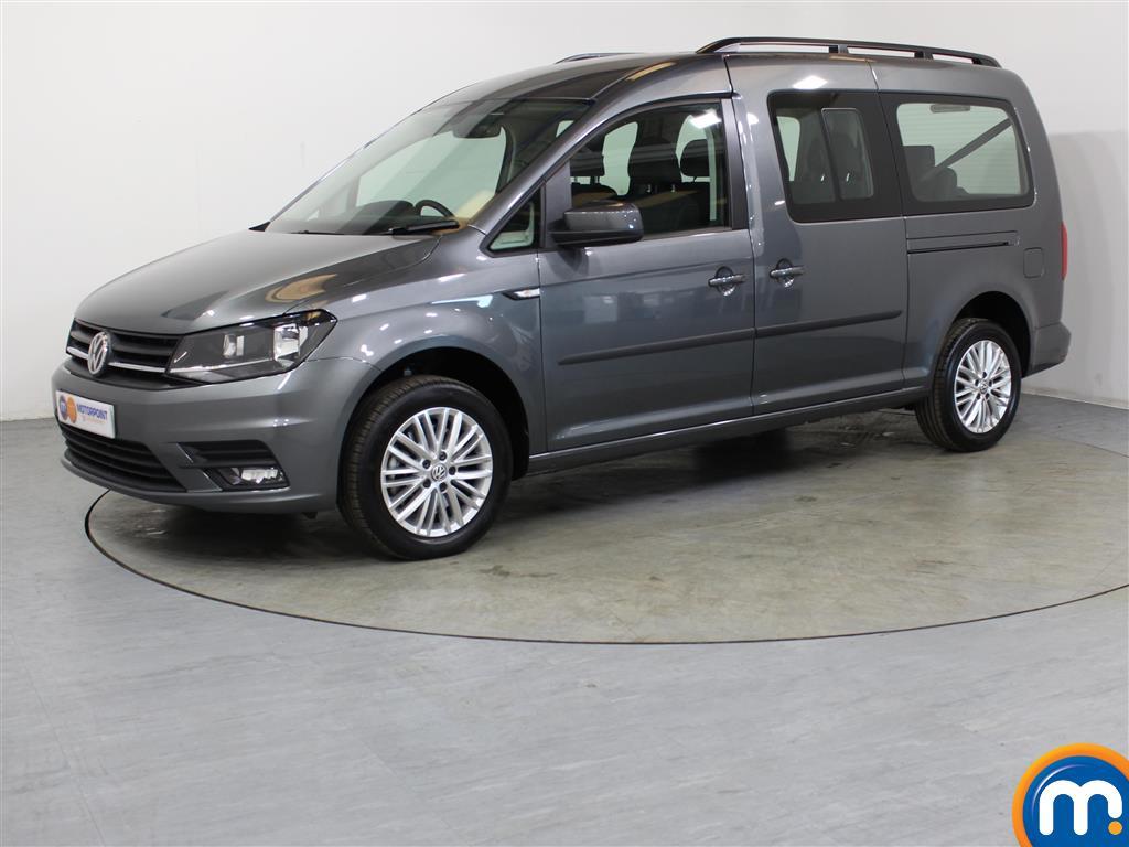 Volkswagen Caddy Maxi Life 2.0 TDI 5dr - Stock Number 1049934 Passenger side front corner