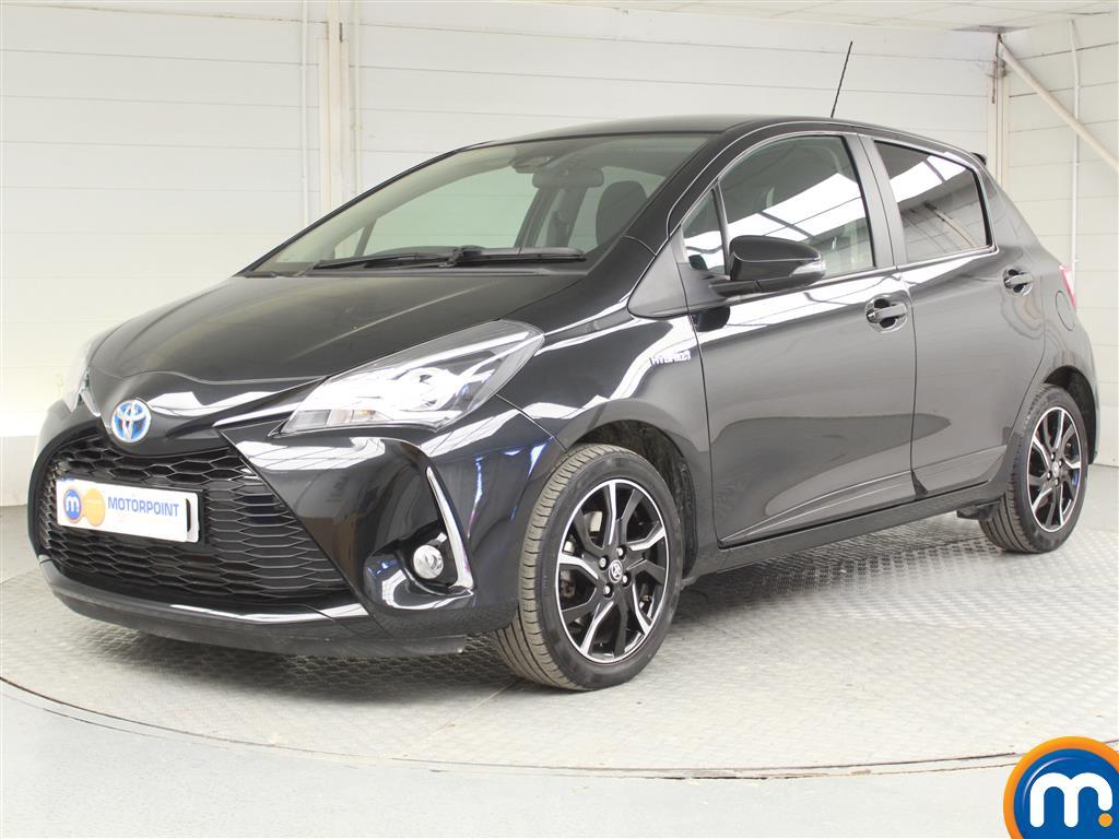 Toyota Yaris Design - Stock Number 1047111 Passenger side front corner