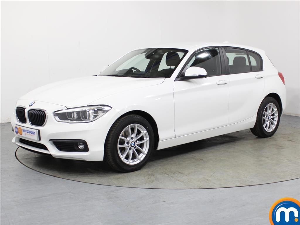 BMW 1 Series SE Business - Stock Number 1049368 Passenger side front corner