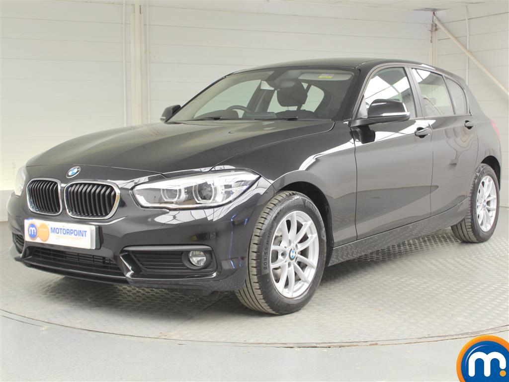 BMW 1 Series SE Business - Stock Number 1049408 Passenger side front corner