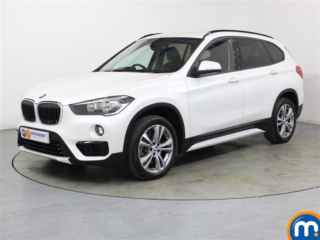 BMW X1 Sport - Stock Number 1052152 Passenger side front corner