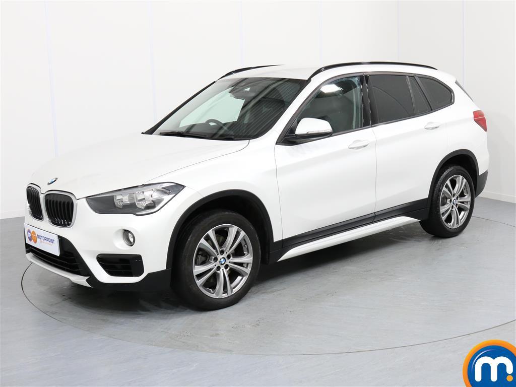 BMW X1 Sport - Stock Number 1052437 Passenger side front corner