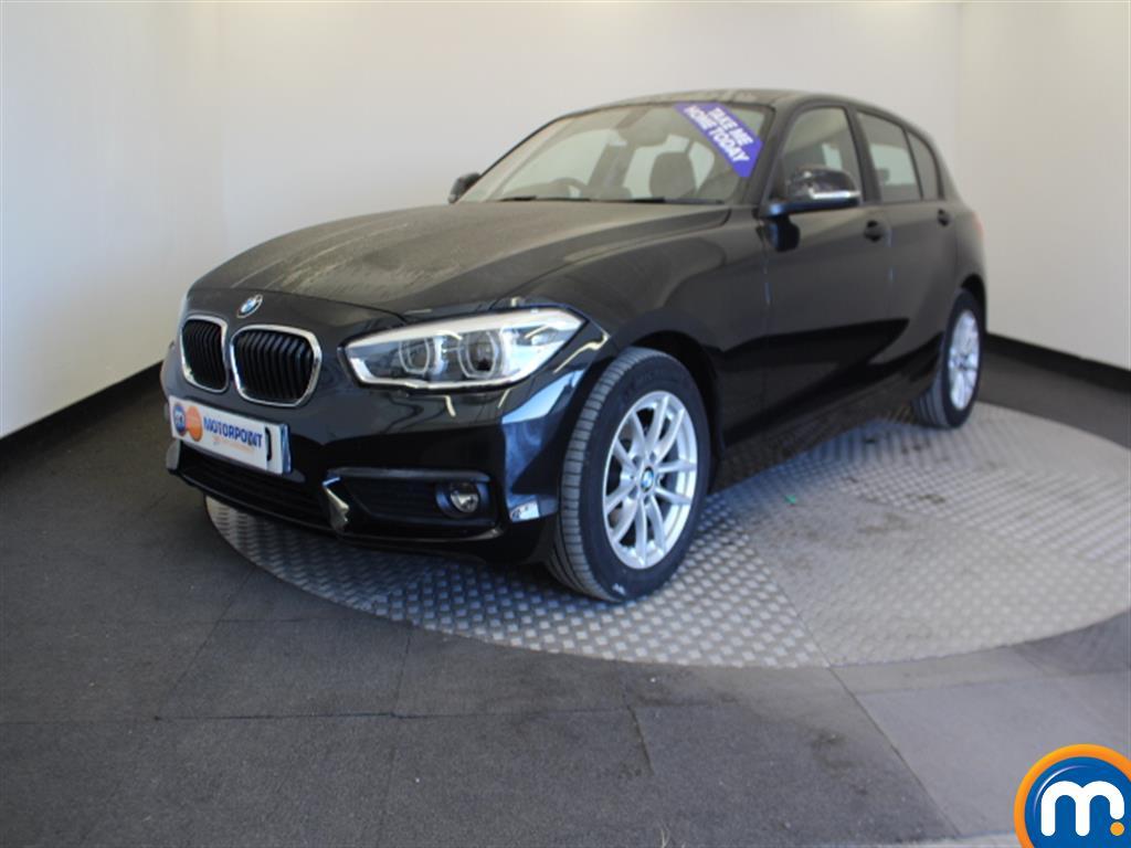 BMW 1 Series SE Business - Stock Number 1049435 Passenger side front corner