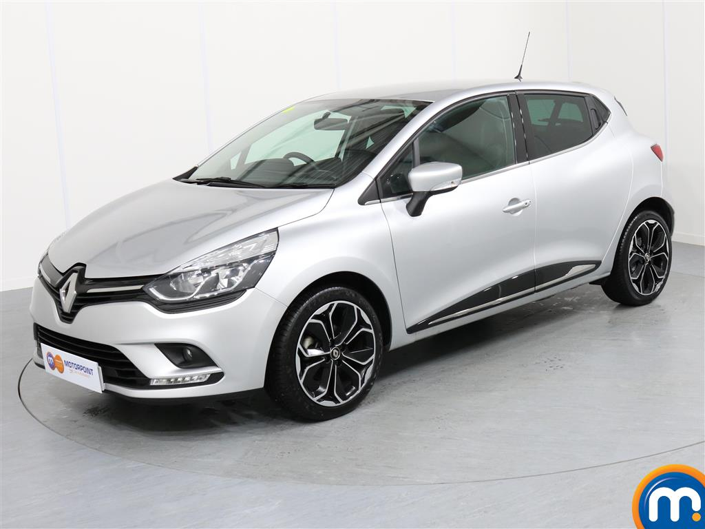 Renault Clio Iconic - Stock Number 1050328 Passenger side front corner