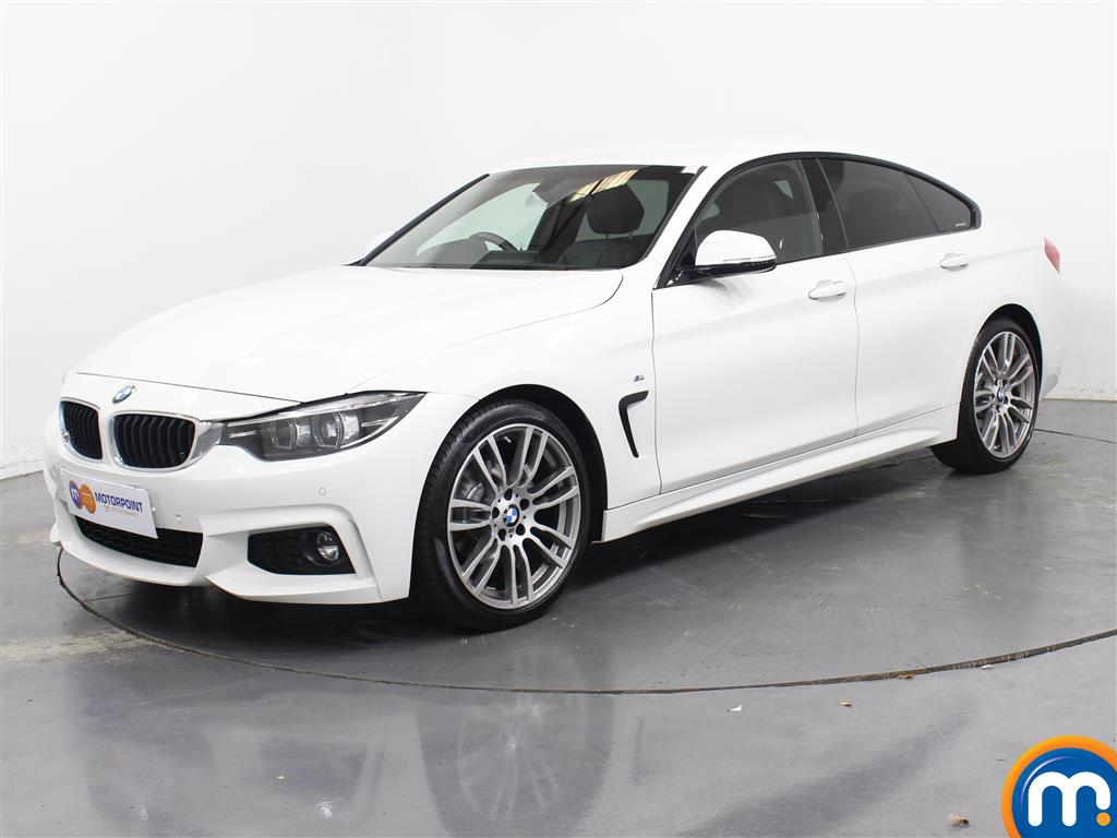BMW 4 Series M Sport - Stock Number 1050182 Passenger side front corner