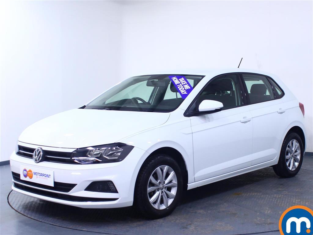 Volkswagen Polo SE - Stock Number 1054063 Passenger side front corner