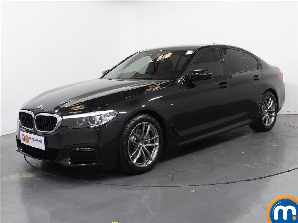 BMW 5 Series M Sport - Stock Number 1051122 Passenger side front corner