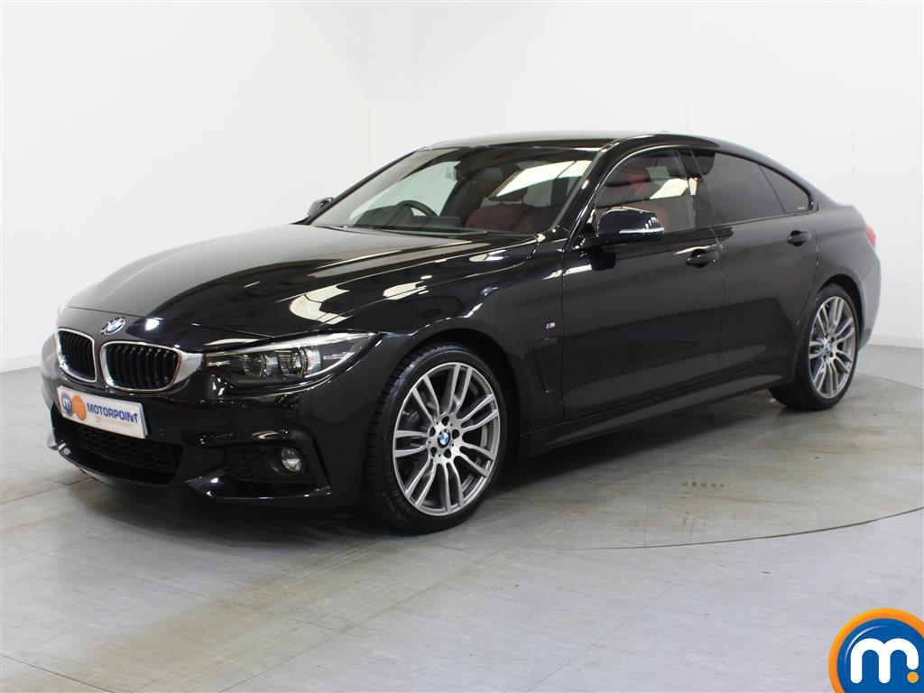 BMW 4 Series M Sport - Stock Number 1050000 Passenger side front corner